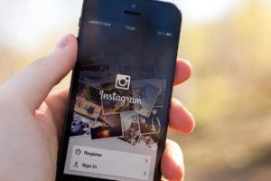 Instagram on iPhone 5